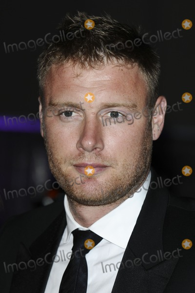 Andrew Freddie Flintoff Photo - Andrew Freddie Flintoff arriving for the 2011 Pride Of Britain Awards at the Grosvenor House Hotel London 04102011 Picture by Steve Vas  Featureflash