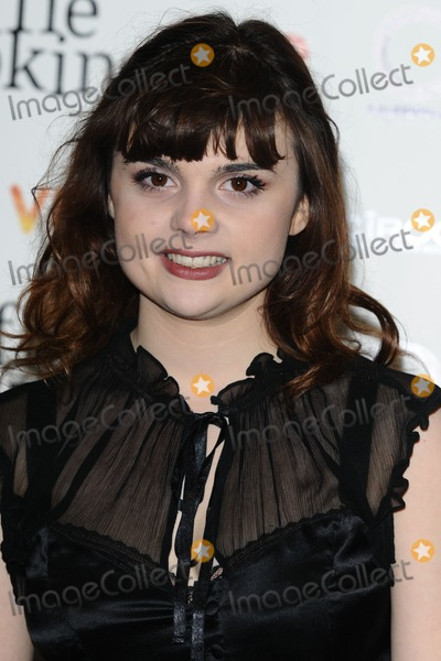 Gwyneth Keyworth Photo - Gwyneth Keyworth arrives for the Elfie Hopkins  premiere at the Vue cinema Leicester Square London 16042012 Picture by Steve Vas  Featureflash