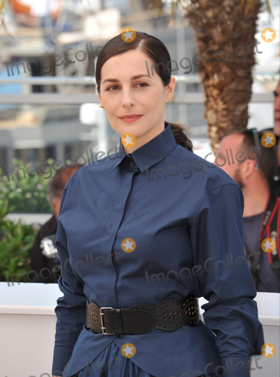 Amira Casar Photo - Amira Casar at photo call for her movie Saint-Laurent at the 67th Festival de CannesMay 17 2014  Cannes FrancePicture Paul Smith  Featureflash
