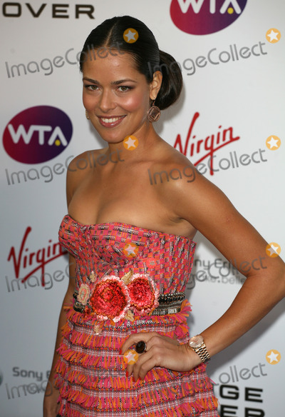Ana Ivanovic Photo - Ana Ivanovic arriving for the Pre Wimbledon Party Kensington Roof Gardens London 16072011  Picture by Alexandra Glen  Featureflash