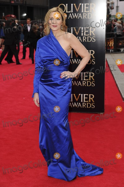 KIM CATRALL Photo - Kim Catrall arriving for the Laurence Olivier Awards 2013 at the Royal Opera House Covent Garden London 28042013 Picture by Steve Vas  Featureflash