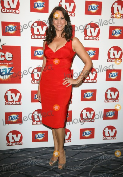 Andrea Mclean Photo - Andrea McLean arriving for the 2011 TVChoice Awards at The Savoy London 13092011 Picture by Alexandra Glen  Featureflash