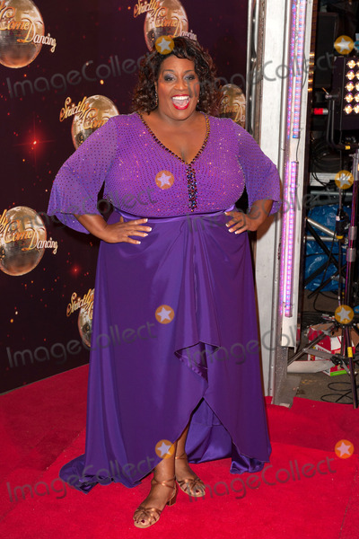 Alison Hammond Photo - Alison Hammond at the Strictly Come Dancing Launch London 02092014 Picture by Alexandra Glen  Featureflash