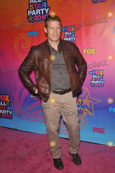 Mark Valley Photo - Mark Valley - star of Human Target - at Fox TVs All Star Party at Santa Monica PierAugust 2 2010  Santa Monica CAPicture Paul Smith  Featureflash