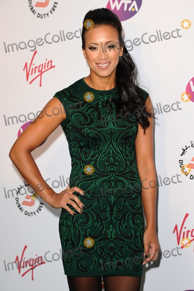 Anne Keothavong Photo - Anne Keothavong arriving for the 2012 WTA Pre-Wimbledon Party at the Roof Gardens in Kensington London 21062012 Picture by Steve Vas  Featureflash