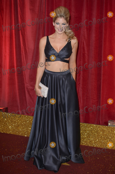 Amanda Clapham Photo - Amanda Clapham arriving for the British Soap Awards the Palace Hotel Manchester 16052015 Picture by Dave Norton  Featureflash