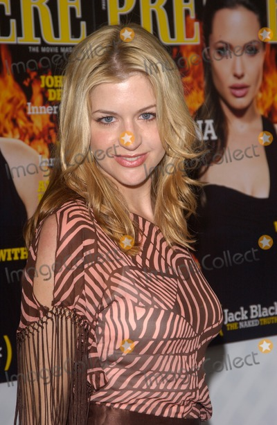 Jamie Anderson Photo - Actress JAMIE ANDERSON at the Premiere magazine 11th Annual Women in Hollywood Luncheon at the Four Seasons Hotel Beverly HillsSeptember 14 2004