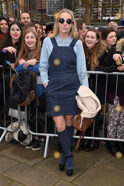 Alice Naylor Photo - Alice Naylor-Leyland at the Topshop Unique Fashion Show as part of London Fashion Week AW 2016February 21 2016  London UKPicture Steve Vas  Featureflash