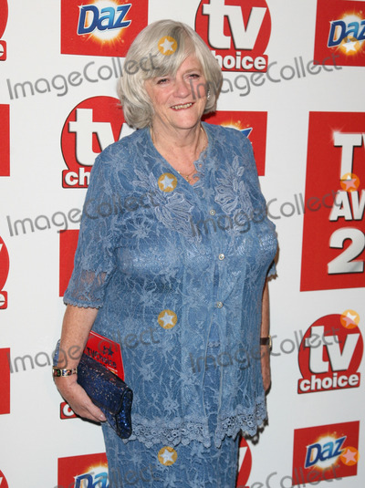 Anne Widdecombe Photo - Anne Widdecombe arriving for the 2011 TVChoice Awards at The Savoy London 13092011 Picture by Alexandra Glen  Featureflash