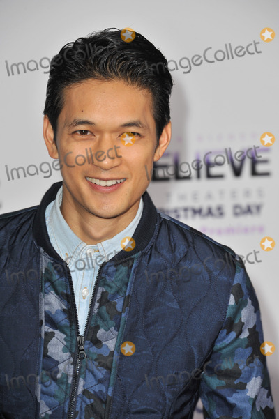 Harry Shum Jr Photo - Harry Shum Jr at the world premiere of Justin Biebers Believe at the Regal Cinemas LA LiveDecember 18 2013  Los Angeles CAPicture Paul Smith  Featureflash