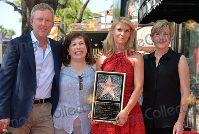 Alex Gansa Photo - Homeland star Claire Danes  producer Alex Gansa writeractress Winnie Holzman  actress Bess Armstrong on Hollywood Boulevard where she was honored with the 2559th star on the Hollywood Walk of FameSeptember 24 2015  Los Angeles CAPicture Paul Smith  Featureflash