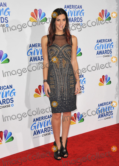 Jenna Morasca Photo - Jenna Morasca at the American Giving Awards at the Dorothy Chandler Pavilion in Los AngelesDecember 9 2011  Los Angeles CAPicture Paul Smith  Featureflash