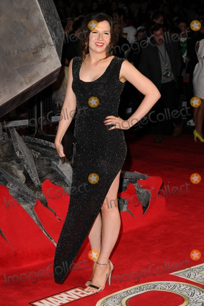 Abi Alton Photo - Abi Alton arrives for the world premiere of Thor The Dark World at the Odeon Leicester Square London 22102013 Picture by Steve Vas  Featureflash