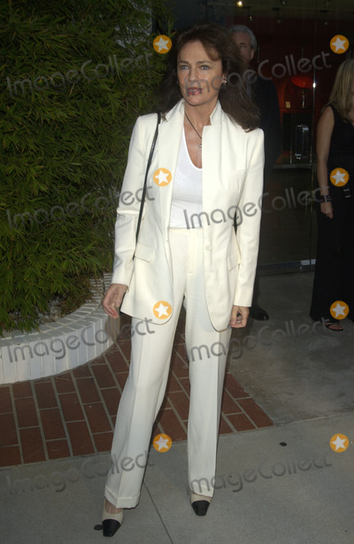 Jacqueline Bisset Photo - Actress JACQUELINE BISSET at the opening of designer Stella McCartneys first Los Angeles storeSept 28 2003 Paul Smith  Featureflash