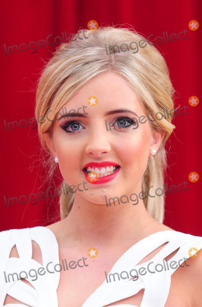 Alice Barlow Photo - Alice Barlow arrives for the 2011 Soap Awards held at Granada Studios in Manchester 14052011 Picture by Simon BurchellFeatureflash