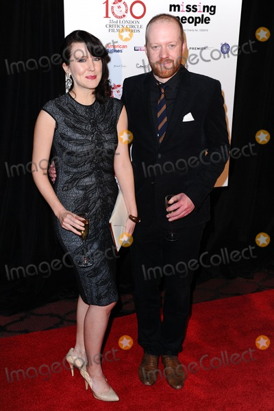 Alice Lowe Photo - Alice Lowe and Steve Oram arrives for the Critics Circle Film Awards 2013 at the Mayfair Hotel London 20012013 Picture by Steve Vas  Featureflash