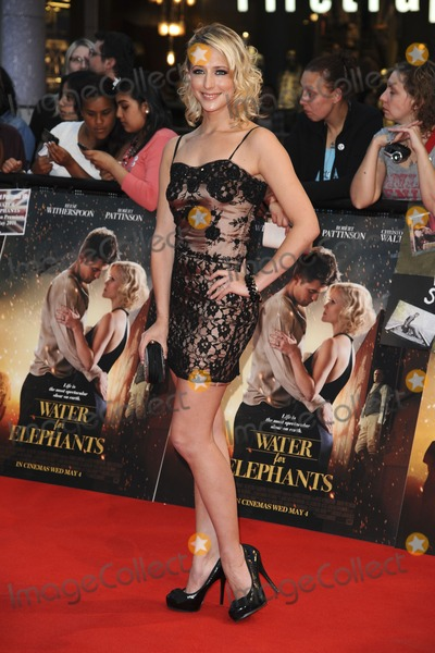 Ali Bastian Photo - Ali Bastian arriving for the UK film premiere of Water For Elephants at Vue Westfield west London 03052011  Picture by Steve Vas  Featureflash