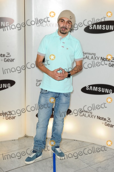 Adam Deacon Photo - Adam Deacon arrives for the Samsung Galaxy Gear and Galaxy Note 3 UK launch at the ME Hotel London 24092013 Picture by Steve Vas  Featureflash