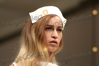 Alice Dellal Photo - Alice Dellal arriving for the Pam Hogg London Fashion Week SS2013London 17092012 Picture by Henry Harris  Featureflash