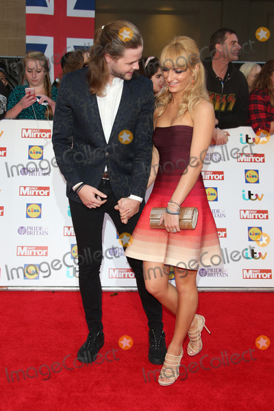 Aliona Vilani Photo - Jay McGuiness  Aliona Vilani at the 2015 Pride of Britain Awards at the Grosvenor House HotelSeptember 28 2015  London UKPicture James Smith  Featureflash