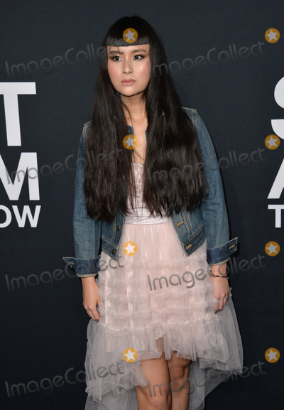 Asia Chow Photo - Asia Chow arriving at the Saint Laurent at the Palladium fashion show at the Hollywood PalladiumFebruary 10 2016  Los Angeles CAPicture Paul Smith  Featureflash