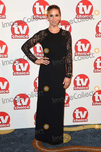Amanda Byram Photo - Amanda Byram arriving for the TV Choice Awards 2014 at the Hilton Park Lane London 08092014 Picture by Steve Vas  Featureflash