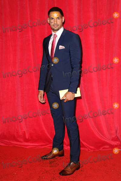 Aaron Fontaine Photo - Aaron Fontaine arriving for the 2014 British Soap Awards at the Hackney Empire London 24052014 Picture by Steve Vas  Featureflash