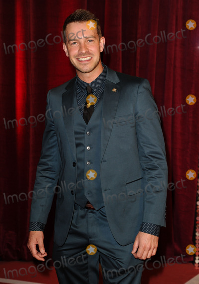 Ashley Taylor Photo - Ashley Taylor Dawson arriving for the British Soap Awards 2013 at Media City Manchester 18052013 Picture by Steve Vas  Featureflash