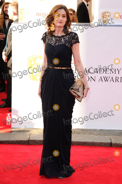 Amanda Barry Photo - Amanda Barry arriving for the Arqiva British Academy Television Awards (Bafta TV Awards) at Theatre Royal London 18052014 Picture by Steve Vas  Featureflash