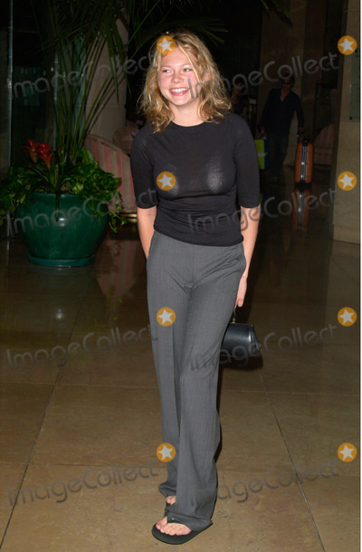 The Ceremonies Photo - Actress MICHELLE WILLIAMS at the Women in Films Annual Lucy Awards luncheon in Beverly Hills She was one of the stars of the TV movie If These Walls Could Talk 2 which was honored at the ceremony