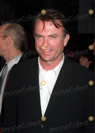 Sam Neill Photo - 12AUG97  Actor SAM NEILL at the premiere in Beverly Hills of his new movieEvent Horizon