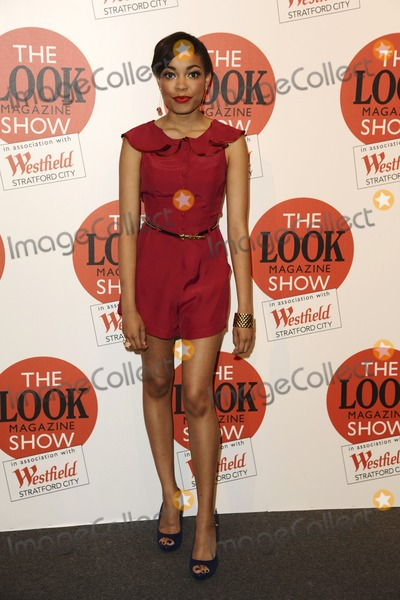 Dionne Bromfield Photo - Dionne Bromfield at the Look Magazine show springsummer 2011 at Westfield Stratford London 17092011 Picture by Steve Vas  Featureflash