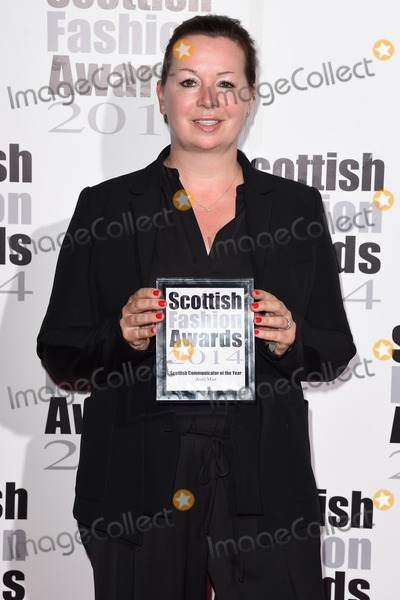 Avril Mair Photo - Avril Mair at the Scottish Fashion awards 2014 at No8 Northumberland Avenue London 01092014 Picture by Steve Vas  Featureflash