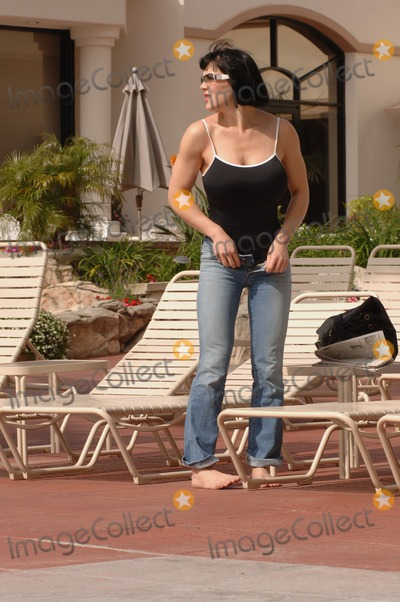Joanie Laurer Photo - Actress  former WWF superstar JOANIE LAURER aka CHYNA caught off-guard while on holiday in the CarribeanShe is currently starring in VH1s hit reality series The Surreal LifeMarch 15 2005 Paul Smith  FeatureflashEXCLUSIVE Call to negotiate fee