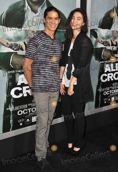 Fivel Stewart Photo - Booboo Stewart  sister Fivel Stewart at the Los Angeles premiere of Alex Cross at the Cinerama Dome HollywoodOctober 15 2012  Los Angeles CAPicture Paul Smith  Featureflash