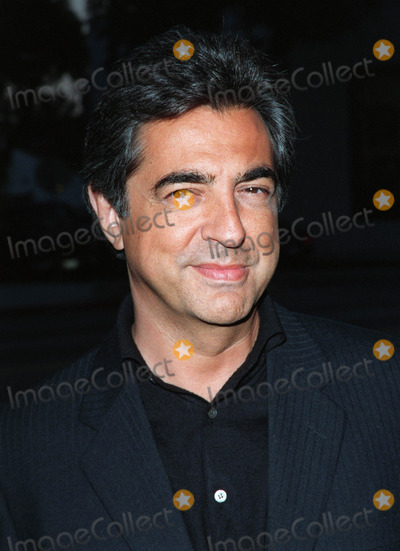 The Rat Pack Photo - 18AUG98  Actor JOE MANTEGNA at the Beverly Hills premiere of HBOs The Rat Pack He plays Dean Martin in the movie which is based on the lives of Frank Sinatra Dean Martin Peter Lawford  Joey Bishop