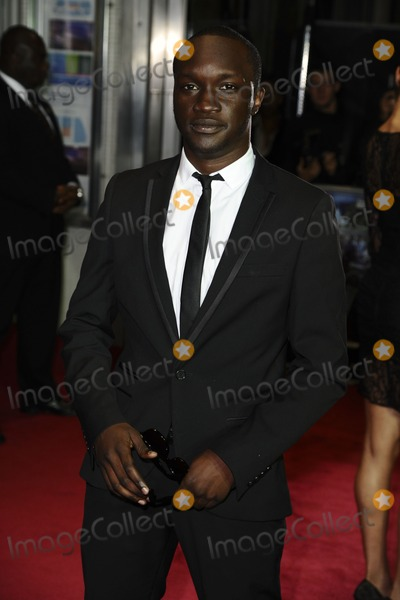 Arnold Oceng Photo - Arnold Oceng arriving for the Demons Never Die premiere at the Odeon West End Leicester Square London 10102011 Picture by Steve Vas  Featureflash