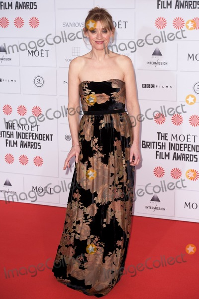 Anne-Marie Duff Photo - Anne Marie Duff arriving for the Moet British Independent Film Awards 2014 London 07122014 Picture by Alexandra Glen  Featureflash