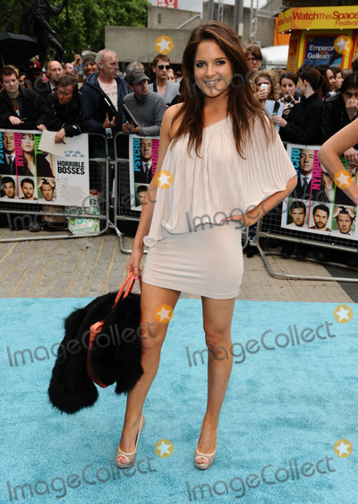 Alexandra Felstead Photo - Alexandra Binky Felstead arriving for the UK premiere of Horrible Bosses at the BFI Southbank London 20072011 Picture by Steve Vas  Featureflash