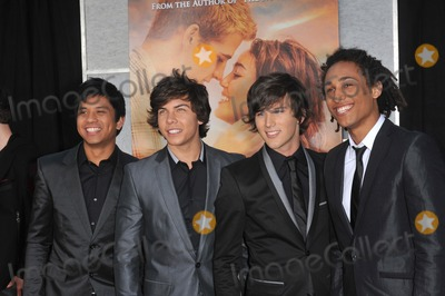 Allstar Weekend Photo - Pop group Allstar Weekend at the world premiere of The Last Song at the Arclight Theatre HollywoodMarch 25 2010  Los Angeles CAPicture Paul Smith  Featureflash