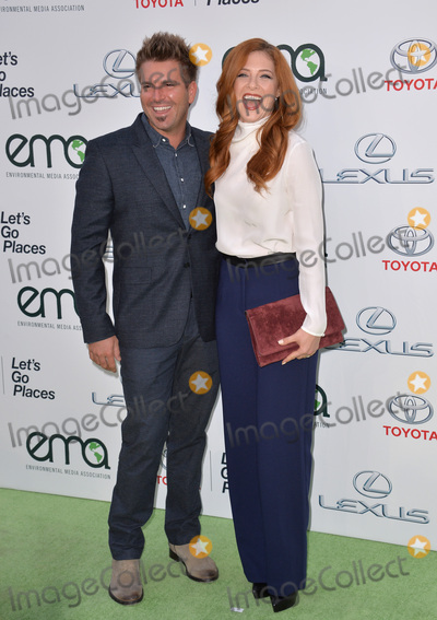 Chris Crary Photo - Actress Rachelle Lefevre  Chef Chris Crary at the 25th Annual Environmental Media Awards at Warner Bros Studios Burbank CA October 24 2015  Burbank CAPicture Paul Smith  Featureflash