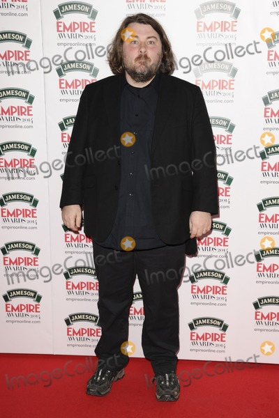 Ben Wheatley Photo - Ben Wheatleyarives for the Empire Magazine Film Awards 2014 at the Grosvenor House Hotel London 30032014 Picture by Steve Vas  Featureflash