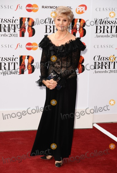 Angela Rippon Photo - Angela Rippon arrives for the Classical BRIT Awards 2011at the Royal Albert Hall Kensington London 12052011  Picture by Alexandra Glen  Featureflash