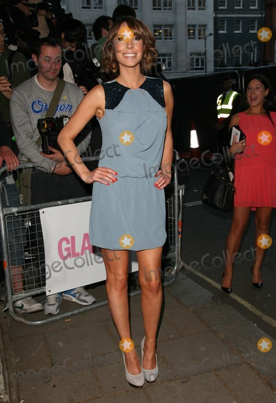 Alex Jones Photo - Alex Jones arriving for the 2011 Glamour Awards Berkeley Square London 07062011 Picture by Alexandra Glen  Featureflash