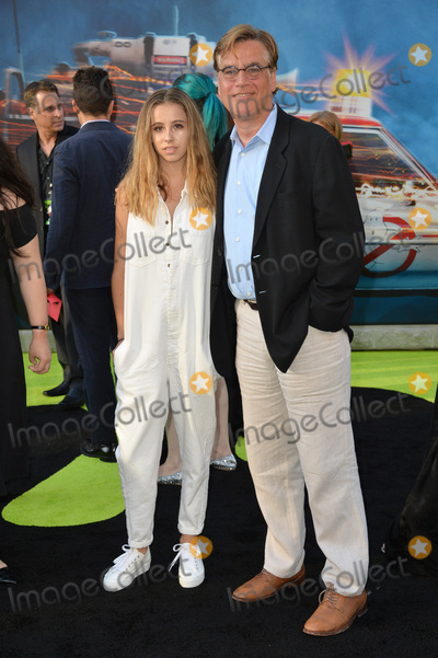 Aaron Sorkin Photo - LOS ANGELES CA July 9 2016 Writer Aaron Sorkin  daughter Deborah Sorkin at the Los Angeles premiere of Ghostbusters at the TCL Chinese Theatre HollywoodPicture Paul Smith  Featureflash
