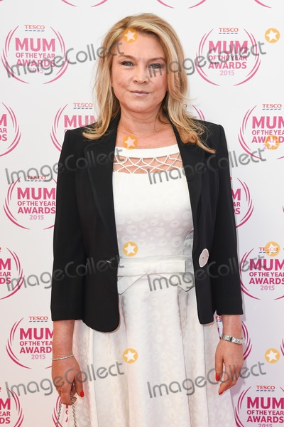 Amanda Redmond Photo - Amanda Redmond arriving for the Tesco Mum of the Year Awards 2015 at the Savoy Hotel London 01032015 Picture by Steve Vas  Featureflash