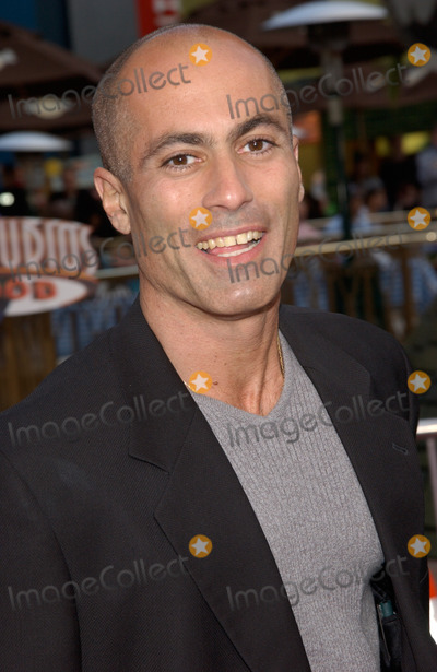 Adoni Maropis Photo - Actor ADONI MAROPIS at the world premiere in Los Angeles of his new movie The Scorpion King17APR2002 Paul Smith  Featureflash