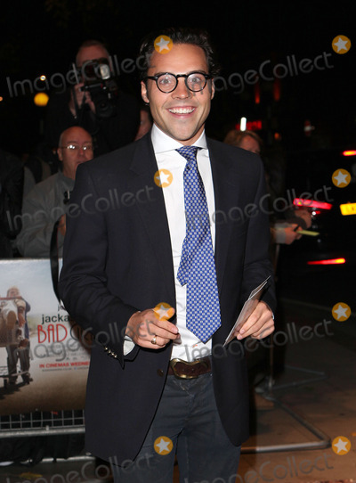 Andy Jordan Photo - Andy Jordan attending the Jackass Presents Bad Grandpa Screening Odeon Covent Garden London 09102013 Picture by Alexandra Glen  Featureflash