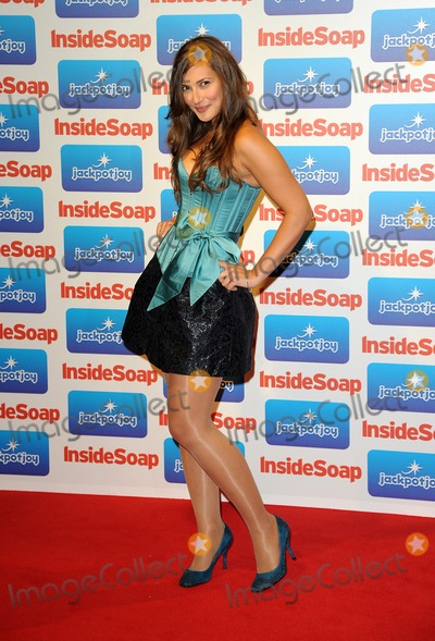 Alexis Peterman Photo - Alexis Peterman at the Inside Soap Awards at Gilgamesh Camden LondonSeptember 26 2011 London United KingdomPicture Gerry Copper  Featureflash