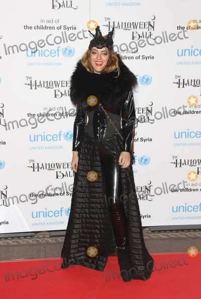 Alice Temperley Photo - Alice Temperley at the UNICEF UK Halloween Ball held at One Mayfair London 31102013 Picture by Henry Harris  Featureflash